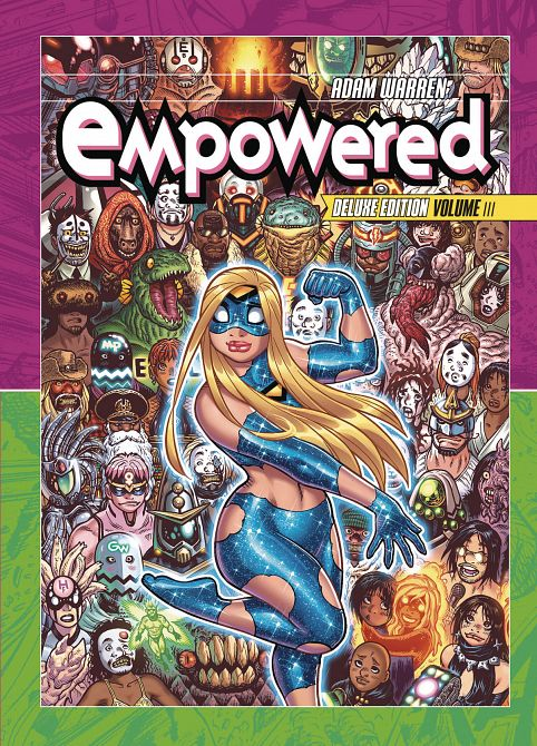EMPOWERED DELUXE ED HC VOL 03