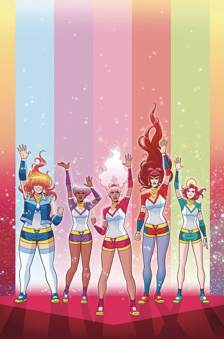 ZODIAC STARFORCE CRIES OF FIRE PRINCE #1