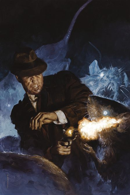 JOE GOLEM OCCULT DETECTIVE OUTER DARK #3