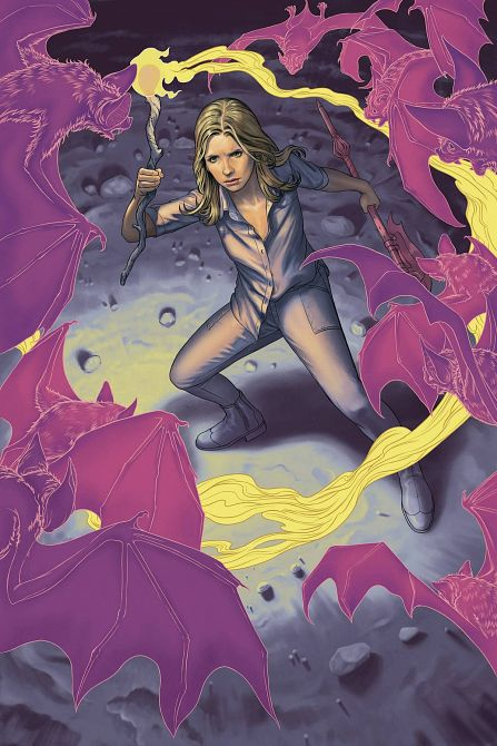 BUFFY THE VAMPIRE SLAYER SEASON 11 (BTVS) #9