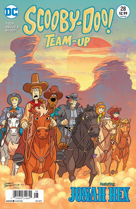 SCOOBY DOO TEAM UP #28