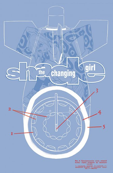 SHADE THE CHANGING GIRL #10