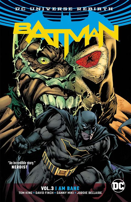 BATMAN TP VOL 03 I AM BANE