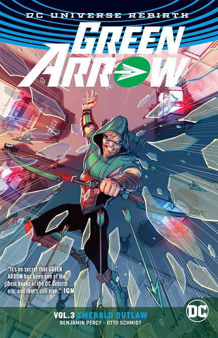GREEN ARROW TP VOL 03 EMERALD OUTLAW