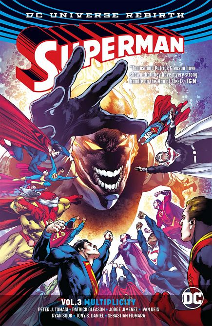 SUPERMAN TP VOL 03 MULTIPLICITY