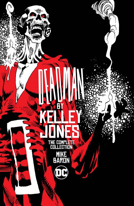 DEADMAN BY KELLEY JONES COMPLETE COLL TP