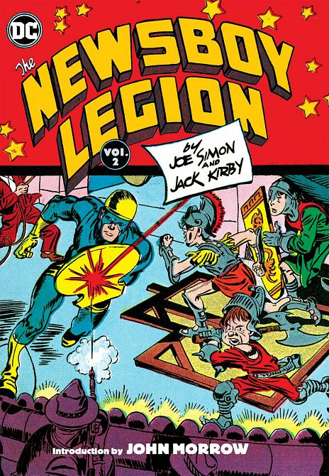 NEWSBOY LEGION BY SIMON AND KIRBY HC VOL 02