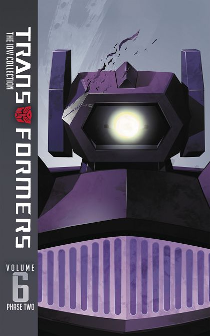TRANSFORMERS IDW COLL PHASE 2 HC VOL 06