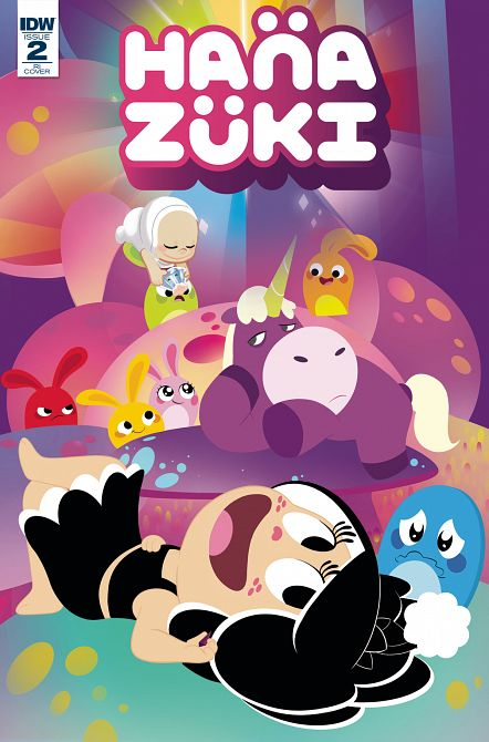 HANAZUKI FULL OF TREASURES #2
