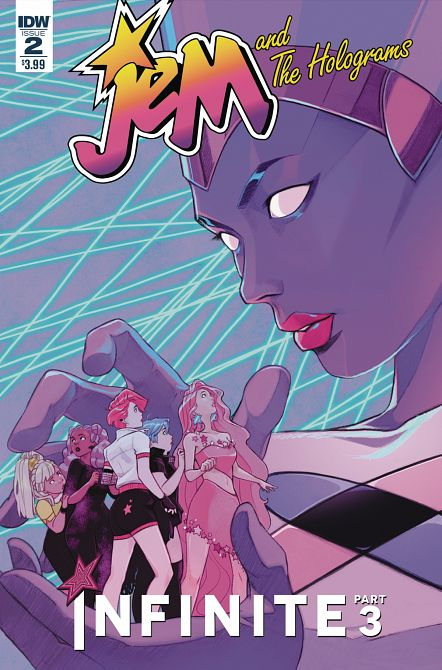 JEM & THE HOLOGRAMS INFINITE #2
