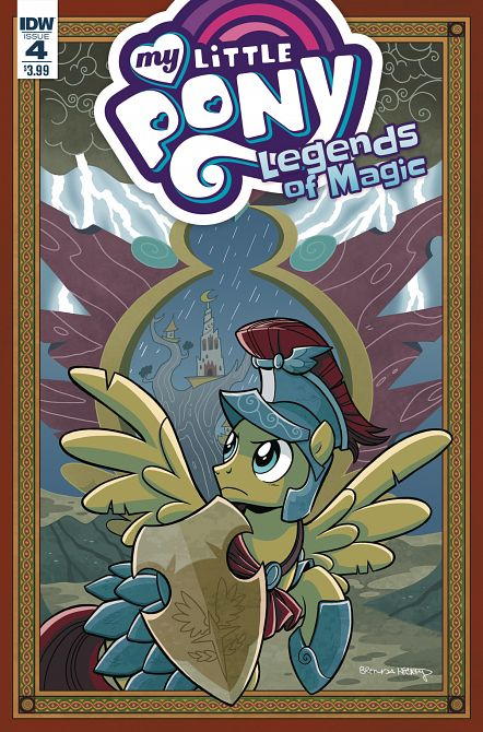 MY LITTLE PONY LEGENDS OF MAGIC #4