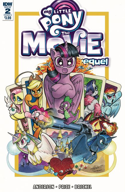 MY LITTLE PONY MOVIE PREQUEL #2