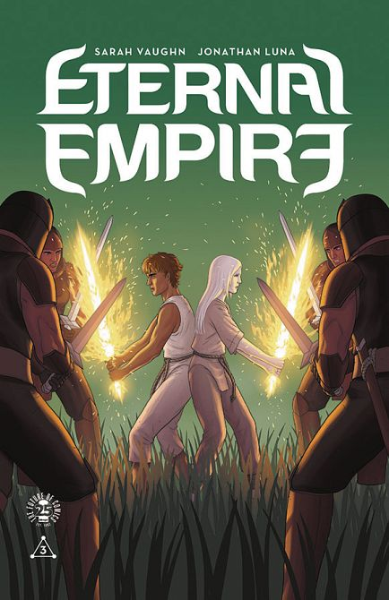 ETERNAL EMPIRE #3