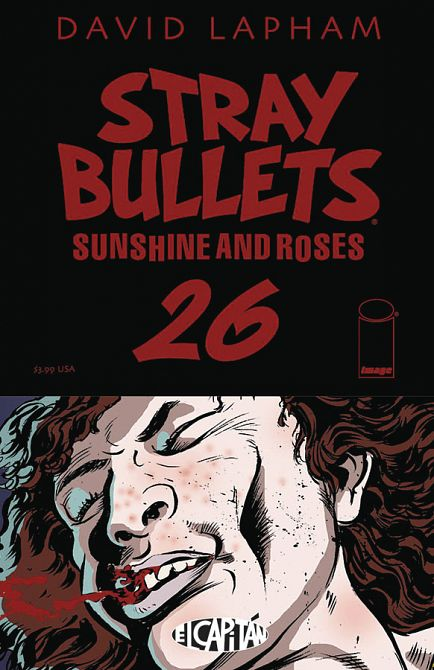 STRAY BULLETS SUNSHINE & ROSES #26