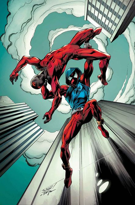 BEN REILLY SCARLET SPIDER #5