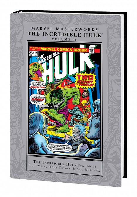 MARVEL MASTERWORKS INCREDIBLE HULK HC VOL 11