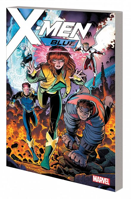 X-MEN BLUE TP VOL 01 STRANGEST