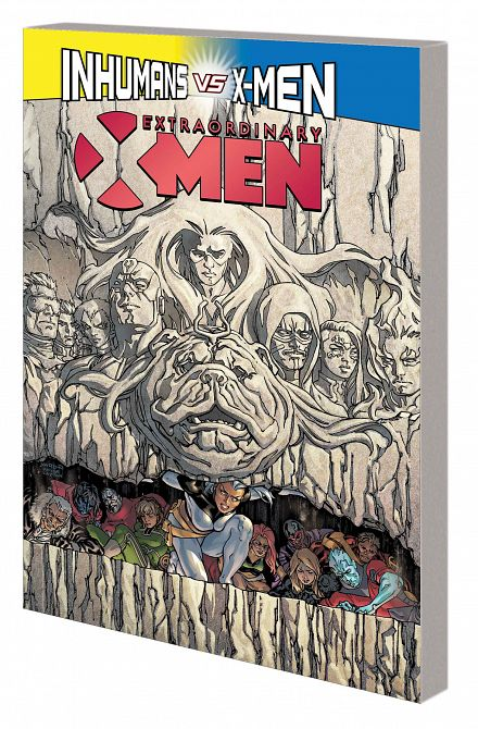 EXTRAORDINARY X-MEN TP VOL 04 IVX