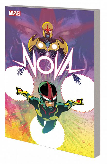 NOVA TP VOL 01 RESURRECTION