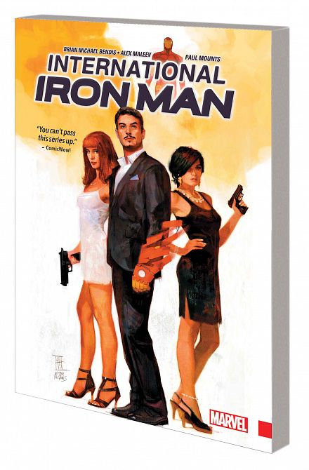 INTERNATIONAL IRON MAN TP
