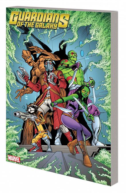 GUARDIANS OF GALAXY MOTHER ENTROPY TP