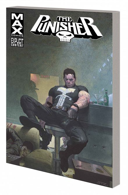 PUNISHER MAX COMPLETE COLLECTION TP VOL 06