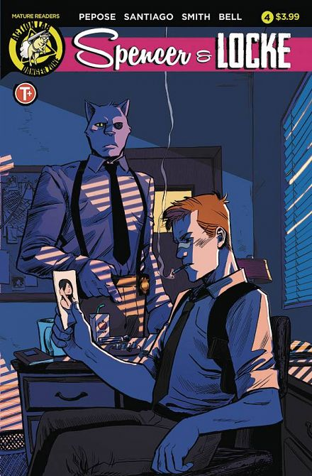 SPENCER AND LOCKE #4