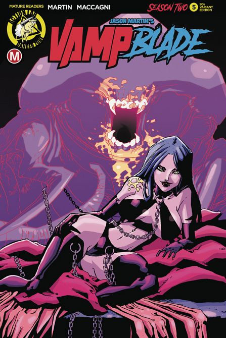 VAMPBLADE SEASON TWO #5