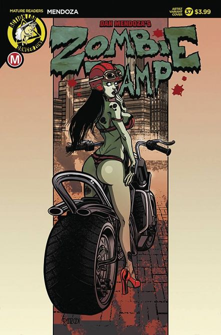 ZOMBIE TRAMP ONGOING #37