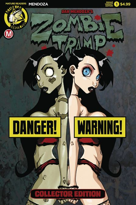 ZOMBIE TRAMP ORIGINS #1