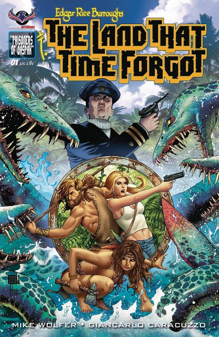 ERB LAND THAT TIME FORGOT #1