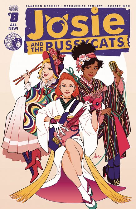 JOSIE & THE PUSSYCATS #8