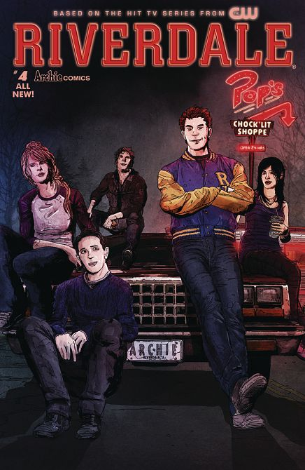 RIVERDALE (ONGOING) #4