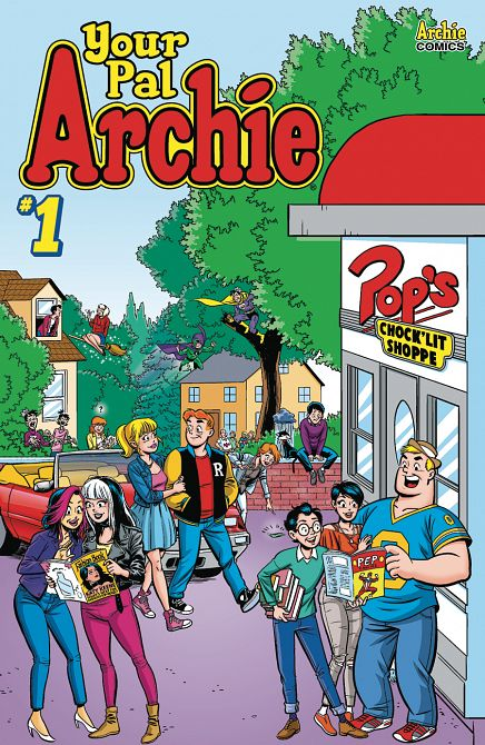 ALL NEW CLASSIC ARCHIE YOUR PAL ARCHIE #1
