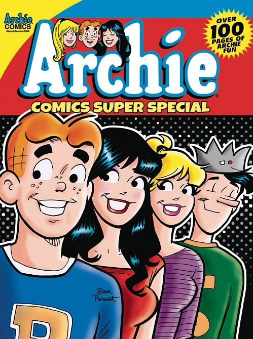 ARCHIE COMIC SUPER SPECIAL #8