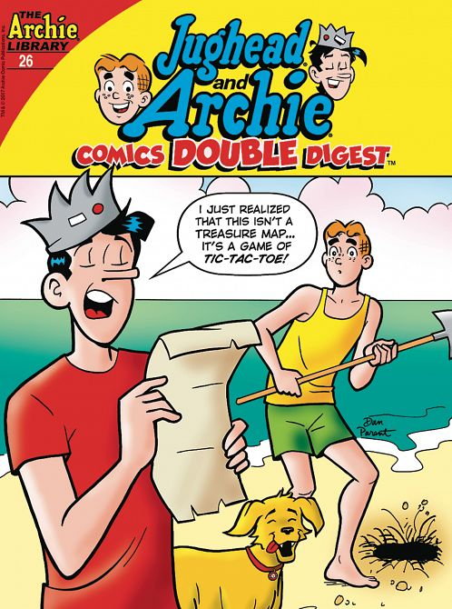 JUGHEAD & ARCHIE COMICS DOUBLE DIGEST #26