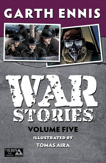 WAR STORIES TP VOL 05
