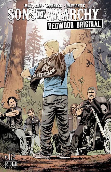 SONS OF ANARCHY REDWOOD ORIGINAL #12