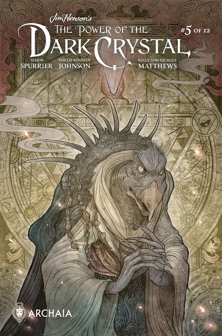 JIM HENSON POWER OF DARK CRYSTAL #5