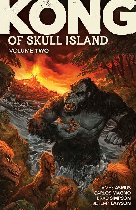KONG OF SKULL ISLAND TP VOL 02