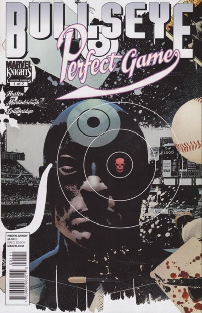BULLSEYE PERFECT GAME