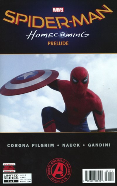 SPIDER-MAN HOMECOMING PRELUDE
