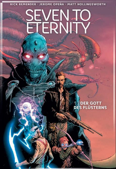 SEVEN TO ETERNITY (ab 2017) #01
