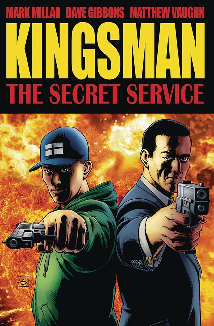 KINGSMAN SECRET SERVICE TP