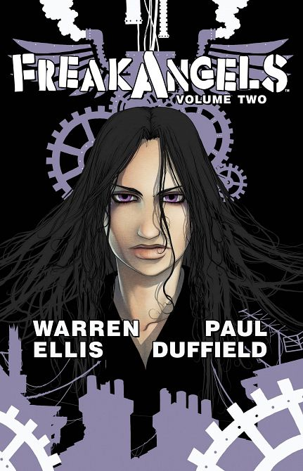 FREAKANGELS TP VOL 02 SP ED
