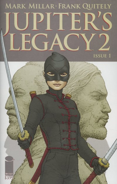 JUPITERS LEGACY VOL 2