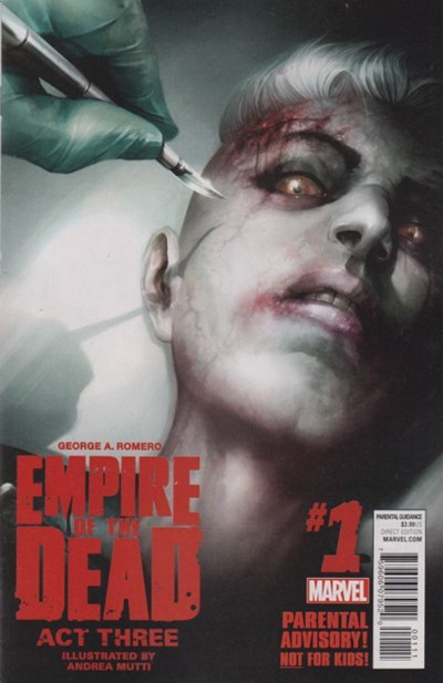 GEORGE ROMEROS EMPIRE OF DEAD ACT THREE