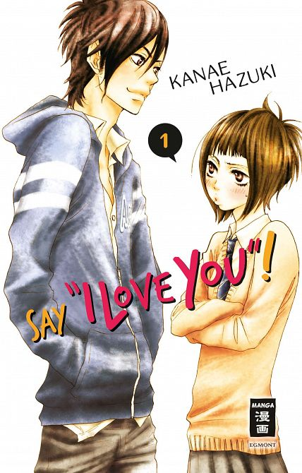 SAY I LOVE YOU #01