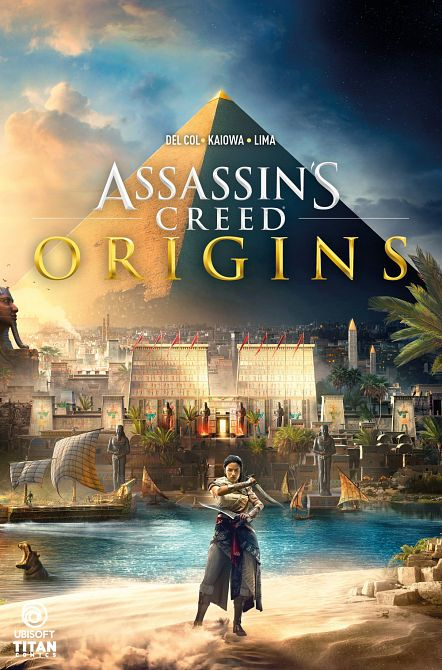 ASSASSINS CREED ORIGINS #1
