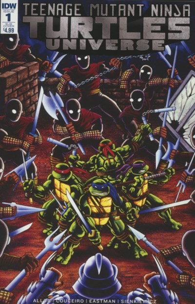 TEENAGE MUTANT NINJA TURTLES UNIVERSE (TMNT)